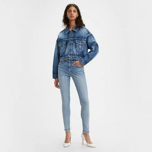 Levi's Made & Crafted Women's 721 High Rise Skinny